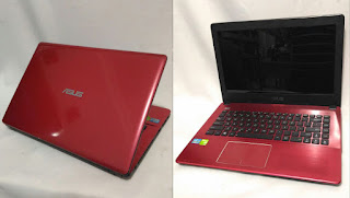 Laptop Gaming Asus X450CC Core i3