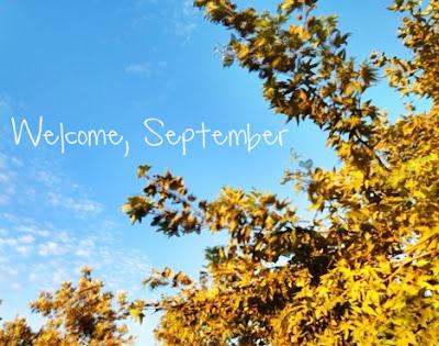 September image A Good Hue Blog