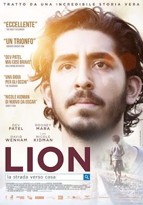 Lion, la strada verso casa
