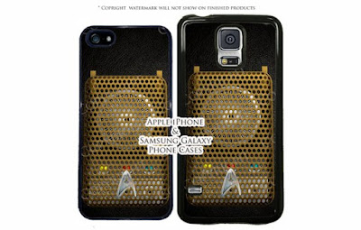 Star Trek Communicator Phone Case