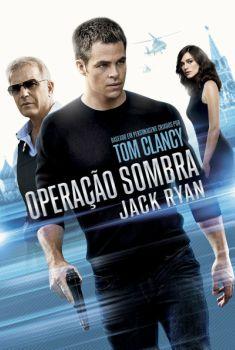 Operação Sombra: Jack Ryan 4K Torrent - BluRay 2160p Dual Áudio