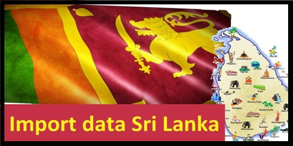 collect Sri Lanka Import Data from a reliable source