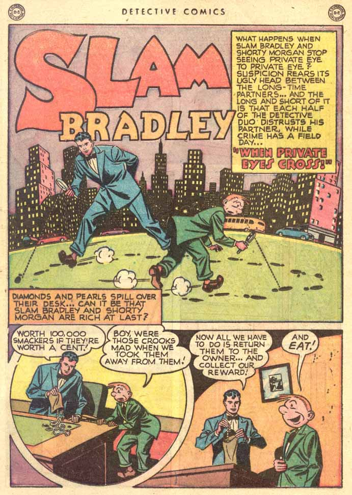 Read online Detective Comics (1937) comic -  Issue #147 - 17