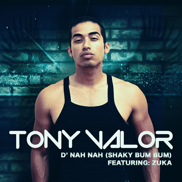 "Meet Singer/Songwriter ""Tony Valor"" from Palm Beach, Florida"
