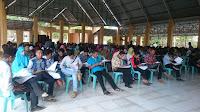 Tes Tertulis PPS di GSG Wawo Berjalan Lancar