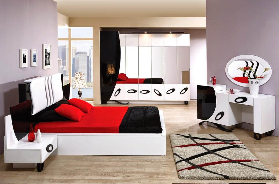 Deco Chambre Rouge Et Noir | Deco Chambre Rouge Et Noir Amazing ...