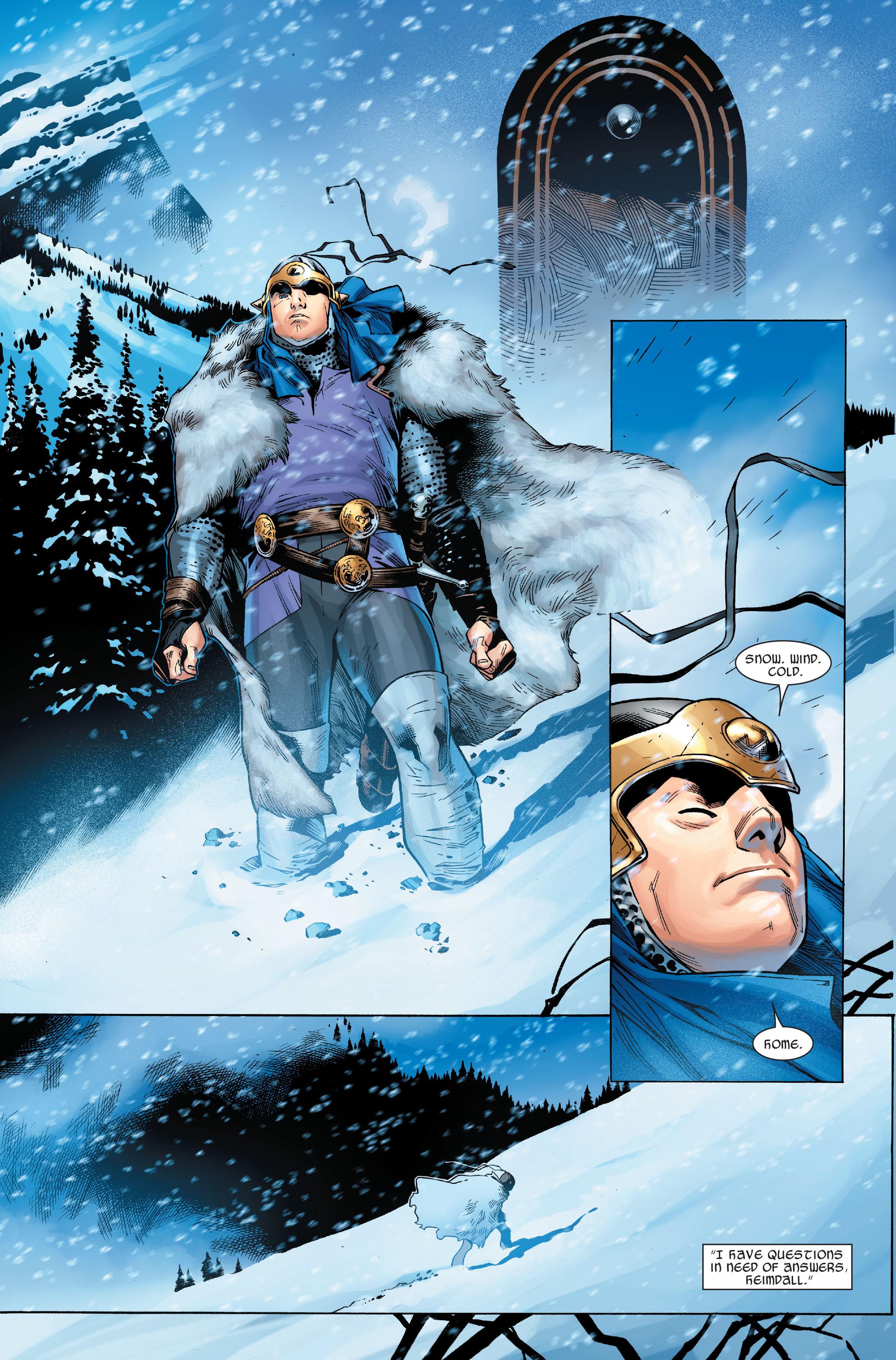 Thor (2007) Issue #9 #9 - English 8