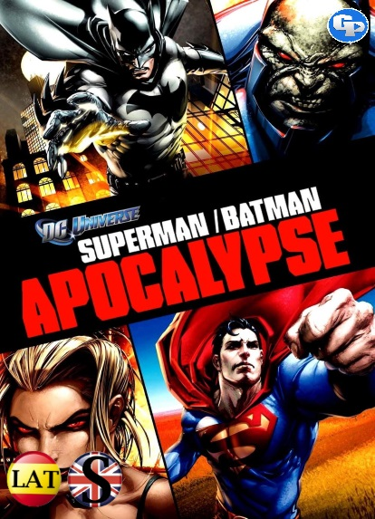 Superman/Batman: Apocalipsis (2010) HD 1080P LATINO/INGLES