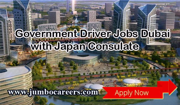 Government jobs in Dubai, UAE jobs with salary,