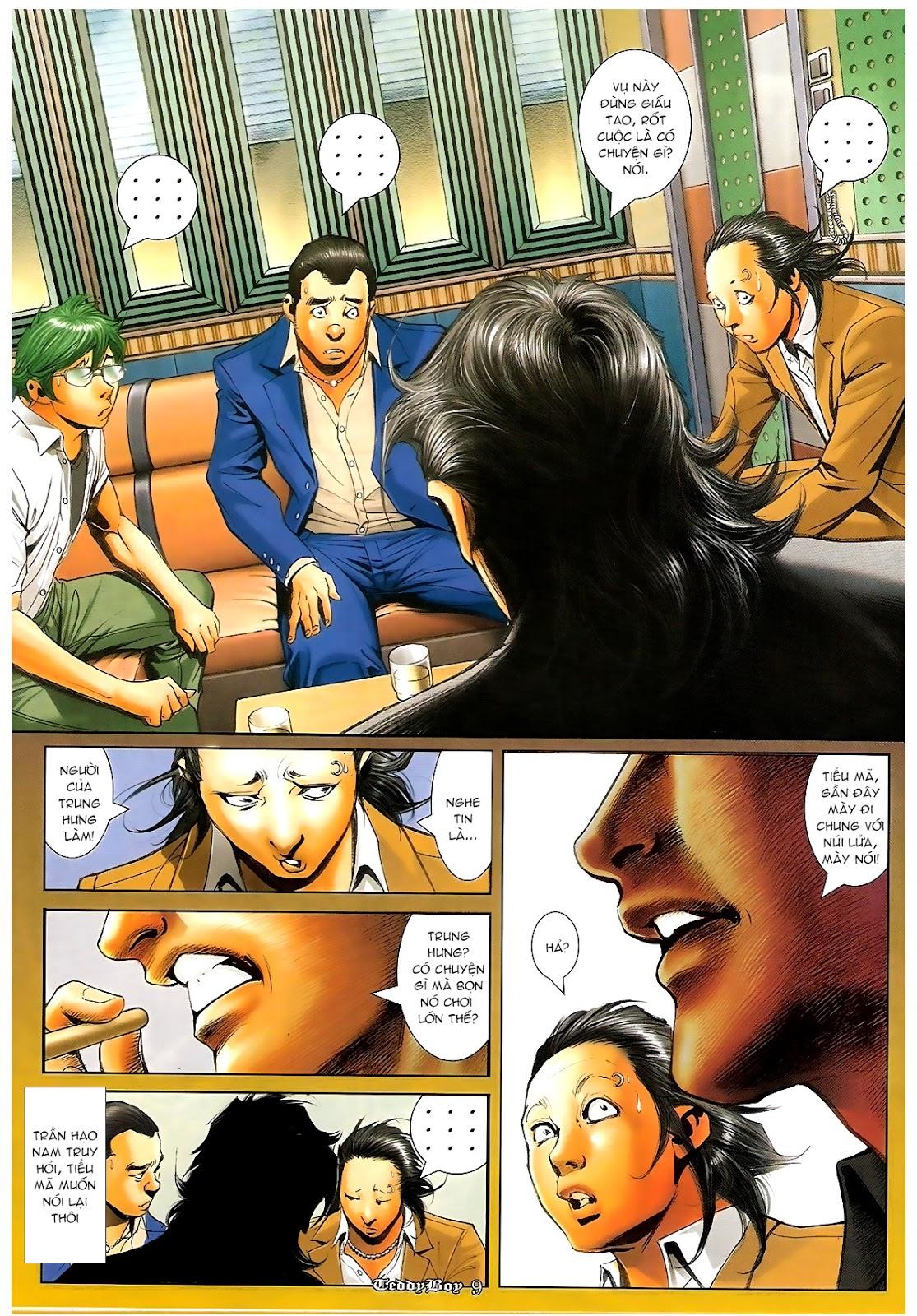 Người Trong Giang Hồ - Chapter 1210: Giải tán - Pic 8