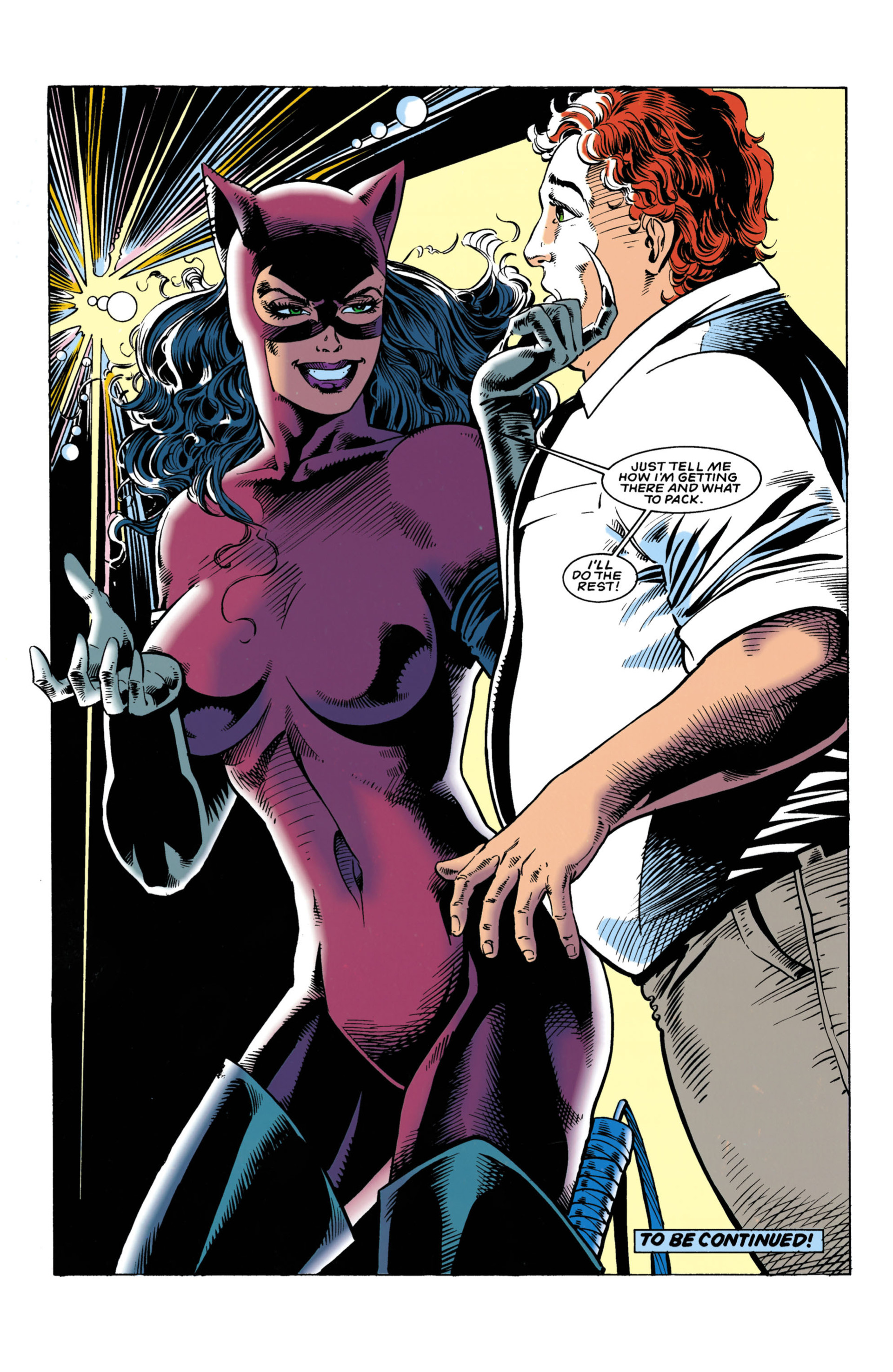 Catwoman (1993) Issue #15 #20 - English 23