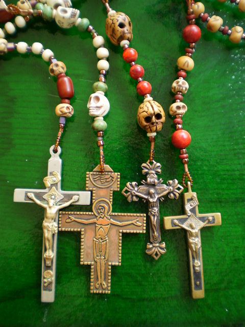 what to do with old rosaries