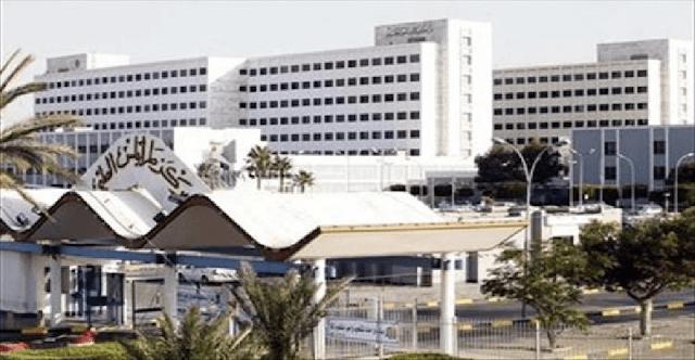 مسشتفى طرابلس الطبي صيانة