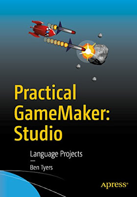 كتاب برمجة الألعاب GameMaker تطبيقي - Practical GameMaker: Studio : Language Projects