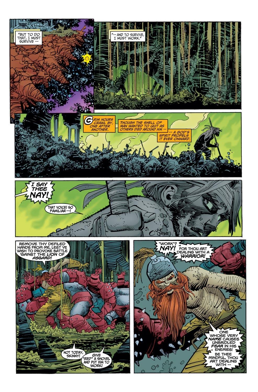 Thor (1998) Issue #11 #12 - English 12