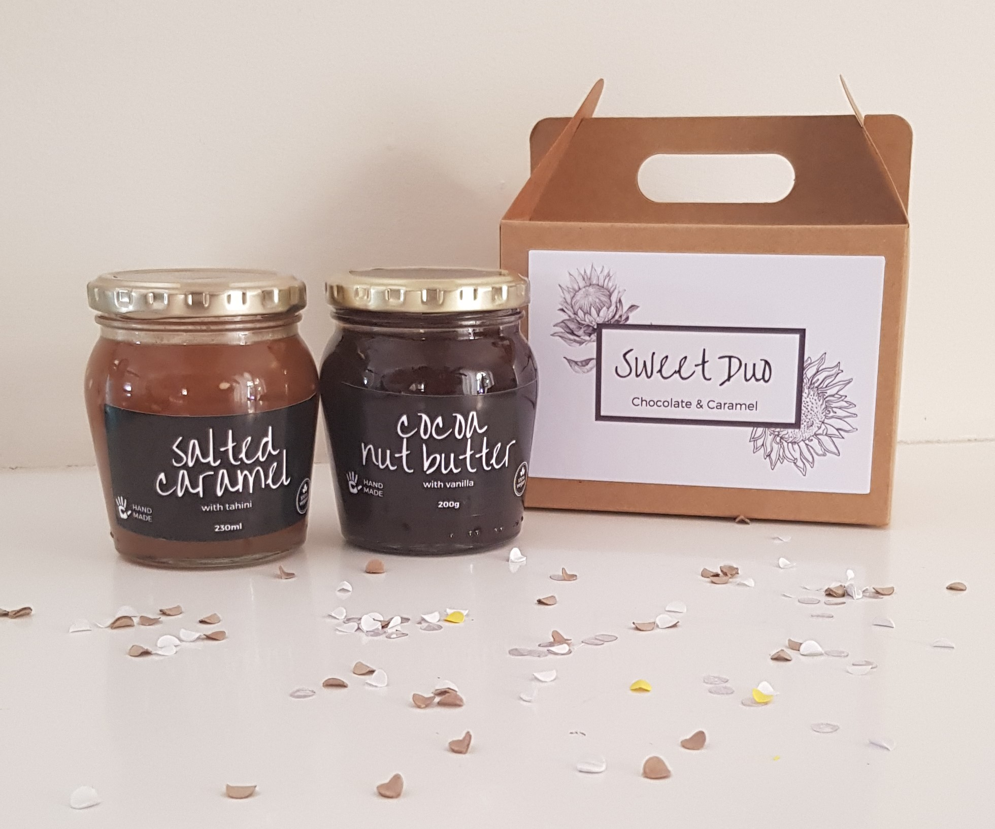 Get Sauced Gift Boxes local business Johannesburg