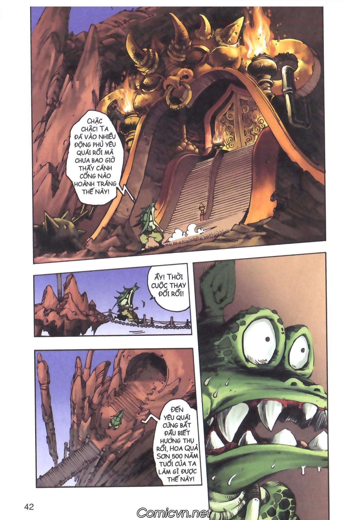 Tây Du Ký màu - Chapter 120 - Pic 2