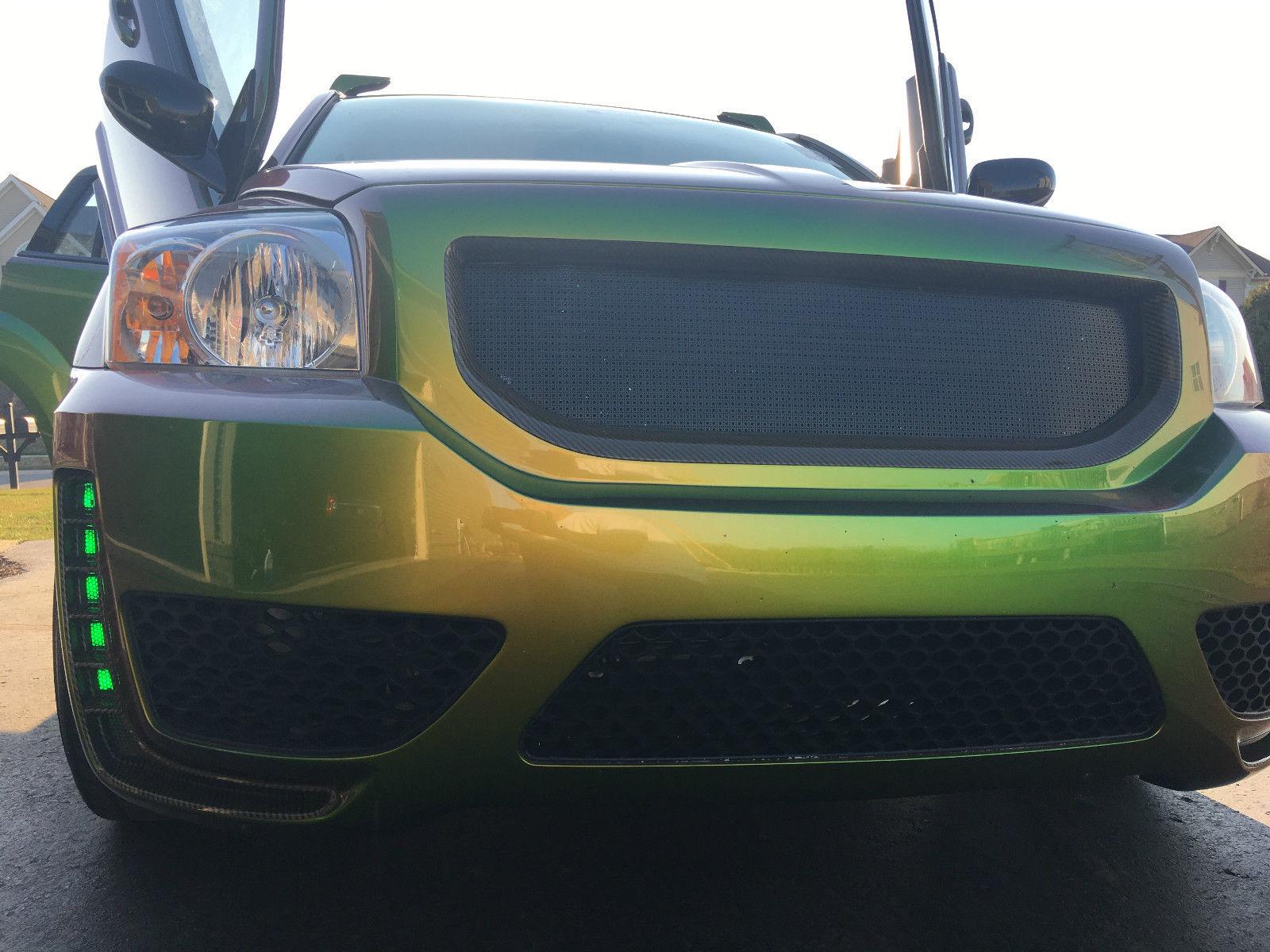 "Dodge Caliber ""Show Car"" with Lambo Doors and SEMA Histroy on white door drawing, jeep door drawing, scion door drawing,"