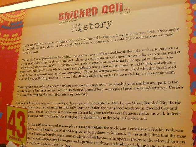 Chicken Deli's story