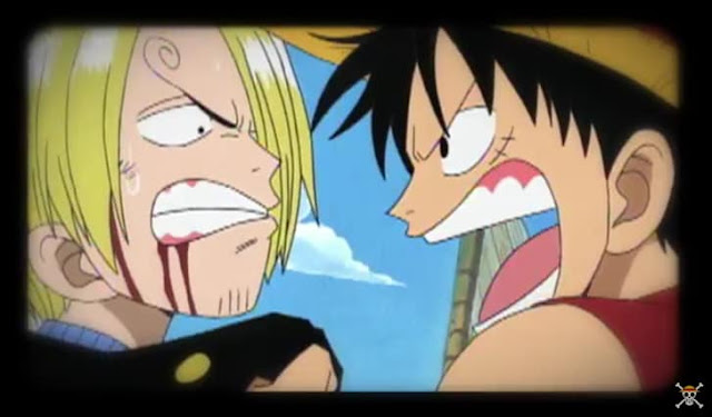 Second screenshot from new One Piece Promotional Video