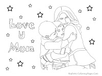 Mother I Love You Forever Mothers Day