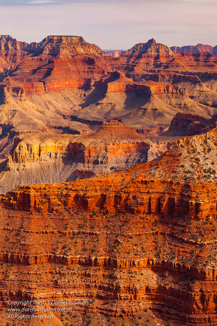 a photo of grand canyon layers of time by daniel south for light happens