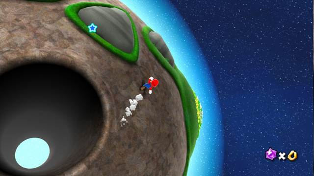 Capturas Super Mario galaxy 2011 Convertido a PC