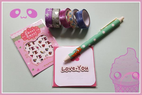 Kawaii Blippo Products - Stationery