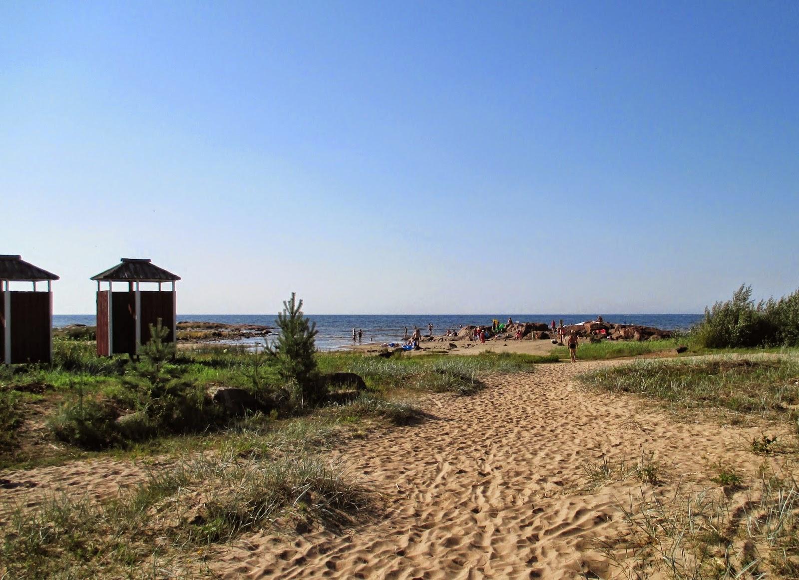 uimaranta, kesä