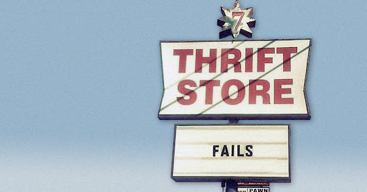 7 Vintage thrifting fails and how you can avoid them