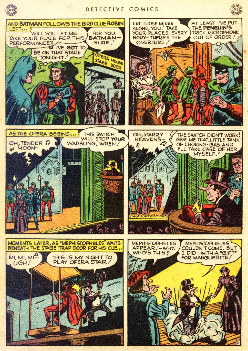 Read online Detective Comics (1937) comic -  Issue #126 - 13