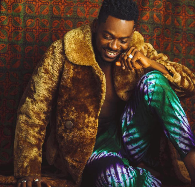 I applied for MTN Project Fame & got rejected, now they pay me for show - Adekunle Gold