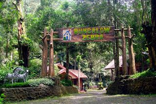 Bungalow Zebra - Taman Safari Lodge