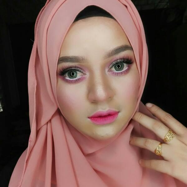 makeup by bellaz, makeup tutorial, mua terkenal di malaysia