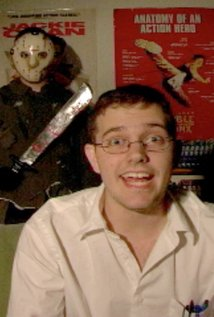 James Rolfe. Director of Angry Video Game Nerd: The Movie