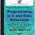 Programming in C and Data Structures PDF Study Materials cum Notes, E-Books Free Download