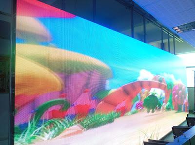 Công ty cung cấp màn hình led p5 chính hãng tại Nhà Bè