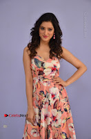 Actress Richa Panai Pos in Sleeveless Floral Long Dress at Rakshaka Batudu Movie Pre Release Function  0013.JPG
