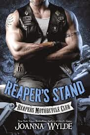 Reaper's Stand (Reapers MC #4) by Joanna Wylde