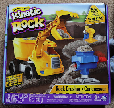 Spin Master Kinetic Rock Crusher