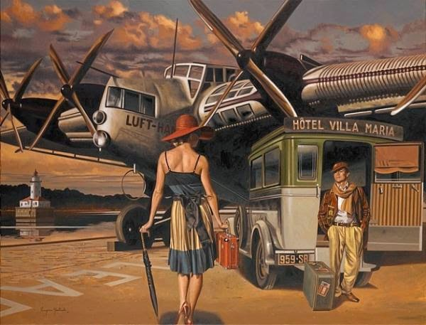 art contrarian peregrine heathcote 39 s 1930s pseudo nostalgia. Black Bedroom Furniture Sets. Home Design Ideas