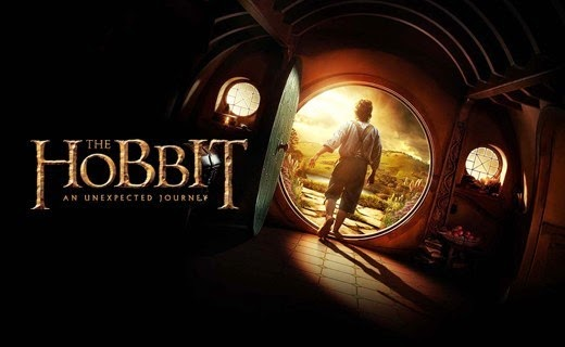 The Hobbit An Unexpected Journey - Movie Poster