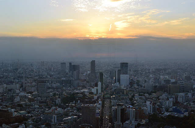 Tokyo, Japan, Tokyo Tower, Tokyo Sky Tree, Mori Building, Arts centre, Gallery, honeymoon, Views, Vantage point, Second tallest building in the world, international orange, Ropponi Hills, metropolis, Pintokona, Sushi, Eiffel Tower, Mt. Fuji,