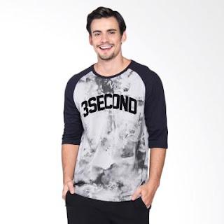 Kaos Pria Terbaik  dari 3Second