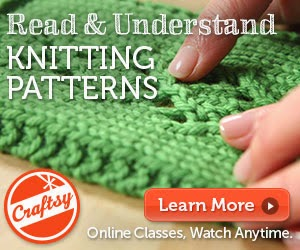 My Other Craftsy Class: Reading Knitting Patterns