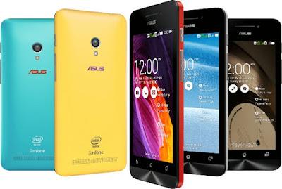Asus Zenfone 5 A500KL Specifications - Inetversal.com