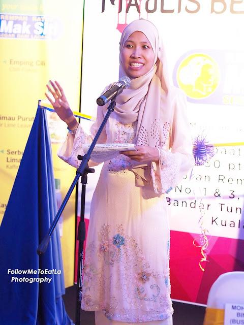 Speech By General Manager, Puan Siti Khawa Bt Haji Nasuha