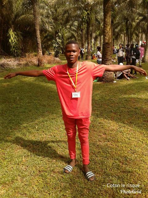 Junior djikalou for Bingerville jardin botanique