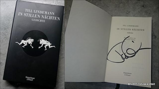 Autogramm Till Lindemann