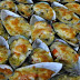 Freshly Baked Mussels  Recipe